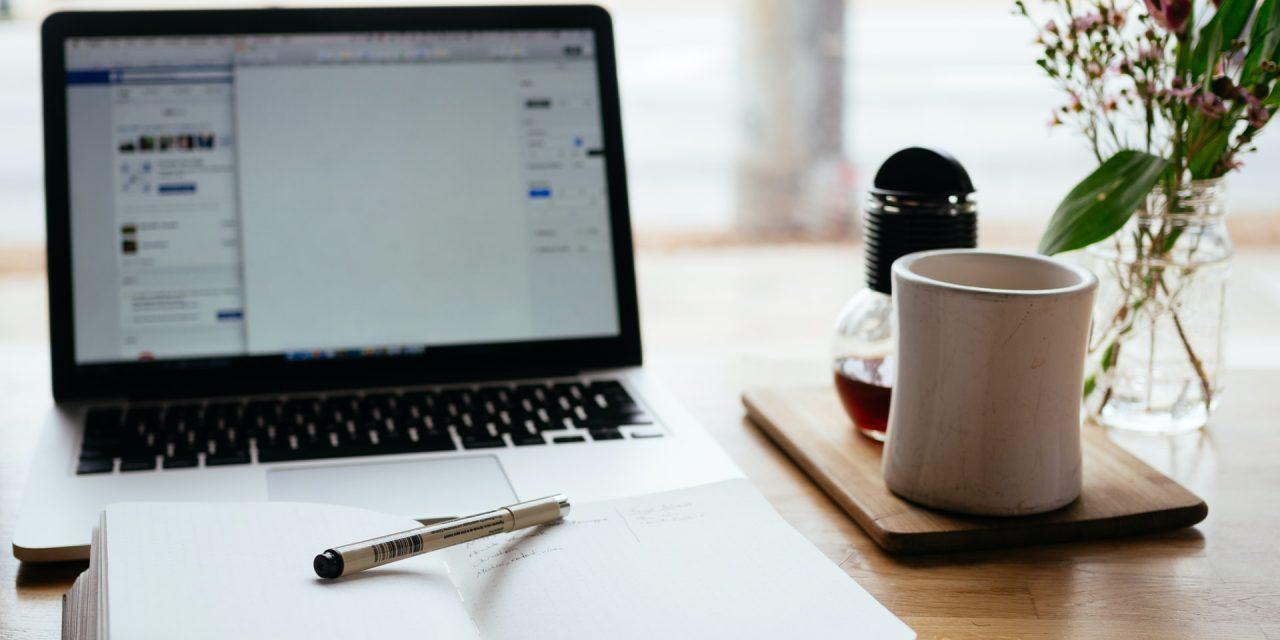 3 gode råd til at skabe en god hjemmearbejdsplads