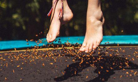 Havetrampolin: Når motion bliver sjovt